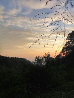 Sunrise Mt. Salak