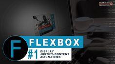 Flexbox CSS #1 - практика выравнивания элементов