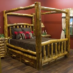Rustic Log Furniture | Rustic & Log Furniture