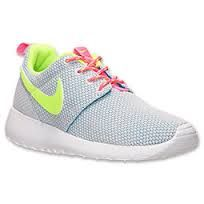 Image result for pure platinum pink volt girls roshes