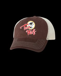 c5aeb18013a Teen Wolf Trucker Hat  30003  -  25.00   Horror T-Shirts   FRIGHT