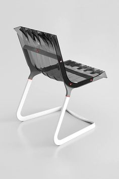 Just discovered this Abarth Cantilever Chair by Fabio Novembre at MoCoLoco who discovered it at Daily Tonic Outdoor Chairs, Outdoor Furniture, Outdoor Decor, Cantilever Chair, Sofa, Lighting, Design, Home Decor, Furniture