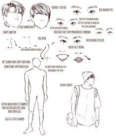 Jungkook drawing tip