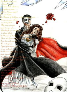 The Phantom of The Opera by Sondra.deviantart.com