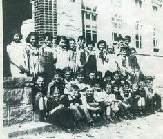 Yesterday: Second-grade class at Liberty School in 1941 | Salisbury Post