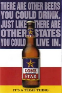 Lone Star - It's a Texas Thing.