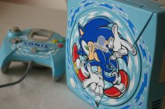 Custom Sonic Adventure Dreamcast by Oskunk