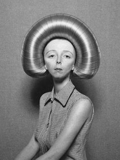 Koen Hauser- is that a slinky on her head?