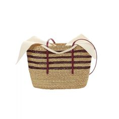 Woven wonders: 10 of the best ethical basket bags – in pictures | Fashion | The Guardian Basket Bag, The Guardian, Wicker Baskets, Basket Weaving, Good Things, Bags, Decor, Handbags, Decoration