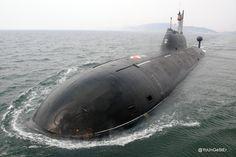 Indian Navy `s Akula-II Nuclear Submarine