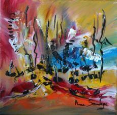 ERUPTION DE COULEURS, peinture abstraite multicolore artiste peintre ame sauvage http://www.amesauvage.com/artiste-peintre-contemporain-2/tous-les-tableaux/tableau-artiste-peintre-multicolore.html