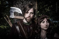 #vikings #photoshoot #costumes #norway #kimscosplays #beatricecosplays