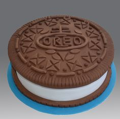 Nadie puede decir que no sea una tarta de Oreo
