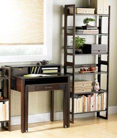 Java Stackable Folding Bookshelf | $79-$158