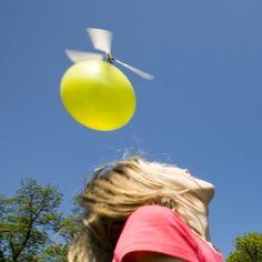 Balloon Helicopter - Sommer-Party-Hit von allesfliegt.com