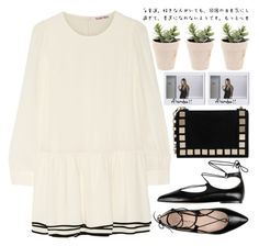 """Wonderful Wednesday"" by sophieelise97 ❤ liked on Polyvore featuring See by Chloé, Tomasini and George J. Love"