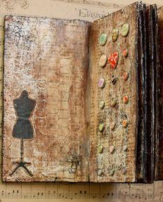 The sensual scrapbook: Альбом для брадс