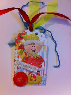 Gorgeous wee gift tag  https://www.nitwitcollections.com  https://www.nitwitcollections.com/shop/index.php?main_page=product_info&cPath=1&products_id=830  Super cute x