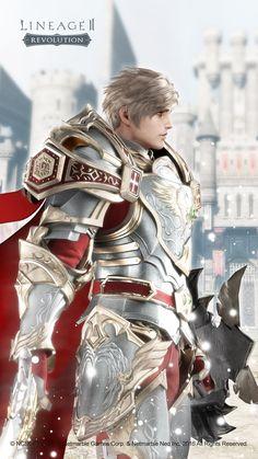 Lineage 2: Revolution Wallpaper - Human Character Poses, Character Concept, Character Art, Character Design, Fantasy Armor, Anime Fantasy, Dark Fantasy, Special Characters, Fantasy Characters