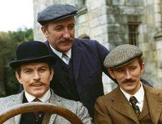 """Pierre Maguelon, Jean-Claude Bouillon & Jean-Paul Tribout - """"Les brigades du Tigre"""" (1974) - 36 Episodes"""