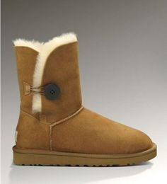 8a51f58a064 Cheap UGG 5803 Women s Bailey Button 5803 Chestnut Boots Hot Sale Black  Friday and Cyber Monday www.