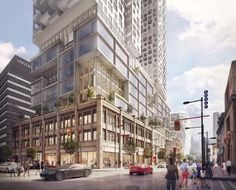 Invest in a real estate business is a money making chance for individuals. But we should invest the money in profitable area. Yonge Street is the best place for investment. YSL Residences is currently in pre-construction at 363-391 Yonge Street and 3 Gerrard Street East in Toronto, Ontario by Cresford Development Corporation and investors are invited to invest in this project.    #YSLResidences