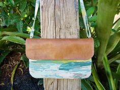 Mini Crossbody bag, wristlet wallet, small crossbody bag, wristlet wallet clutch, small bag,iPhone 8 plus bag,passport bag,mini bag,handmade