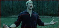 """""""Come on, it's just a game.""""  Emmett: The only actor casting that actually worked! I love him!"""