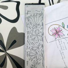 The embroidered velvet - Baldýring | NaKIN soap blog