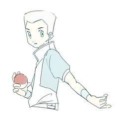 Zane Pokemon  http://baekimblr.tumblr.com/post/113295013930