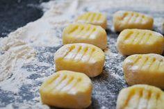 Küchenzaubereien: Selbstgemachte Gnocchi