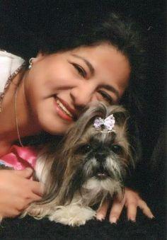 Con mi Mami. ......