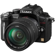 Panasonic Lumix DMC-GH2 16.05 MP Live MOS Interchangeable Lens Camera with 3-inch Free-Angle Touch Screen LCD and 14-140mm HD Hybrid Lens (Black) - http://slrscameras.everythingreviews.net/1087/panasonic-lumix-dmc-gh2-16-05-mp-live-mos-interchangeable-lens-camera-with-3-inch-free-angle-touch-screen-lcd-and-14-140mm-hd-hybrid-lens-black.html