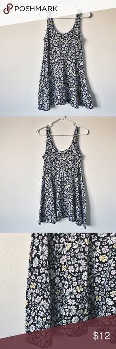 H&M Skater Dress Cute floral skater dress from H&M. Girls size 12 or Women's Medium. H&M Dresses Casual