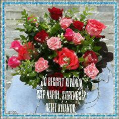 Floral Wreath, Wreaths, Facebook, Decor, Good Morning, Floral Crown, Decoration, Door Wreaths, Deco Mesh Wreaths