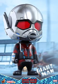 Body size: Giant Man: height of about 23 cm mini-Ant-Man: about 4 cm height. Ms Marvel, Marvel Avengers, Chibi Marvel, Avengers Cartoon, Avengers Series, Marvel Cartoons, Marvel Comic Universe, Marvel Art, Marvel Dc Comics