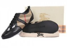 Burberry black via Luxury store. Click on the image to see more!