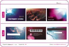 Membership Cards Templates Plastic Card Plastic Card Deisgn Plastic Card Printing Membership .