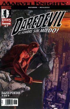 Daredevil. Marvel knights #47
