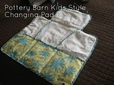 portable changing pad