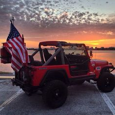 Get yourself a Jeep for Memorial Day weekend.