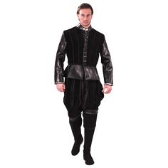 King Henry Royal Doublet - 882022 by Medieval Collectibles
