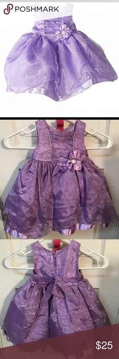 Disney Princess Dress This is an absolutely beautiful purple princess dress from Disney. This is for a size 18 months, but unfortunately was too small for my daughter. It's 100% polyester. My loss is your gain 😭. This dress really does look and feel like a princess dress. It's so stunning in real life, good for birthday parties, weddings, and even Easter. Dresses Disney Princess Dresses, Easter Dress, 18 Months, Fashion Tips, Fashion Design, Fashion Trends, Gain, Real Life, To My Daughter
