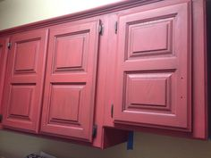 Laundry room - cabinet color