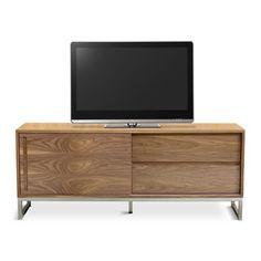solid wood  Gus Annex Media Stand | 2Modern Furniture & Lighting