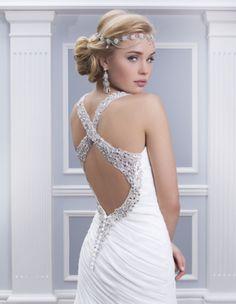 Beautiful back ;)
