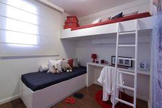 Dormitório do Dream Guarulhos