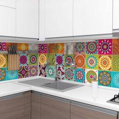 Diy Kitchen Storage, Home Decor Kitchen, Kitchen Interior, Bedroom House Plans, Home Decor Bedroom, Diy Home Decor, Kitchen Modular, Bohemian Kitchen, Living Room Sofa Design