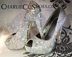 Covered in Swarovski crystals and only £115. I think these make it onto my shortlist