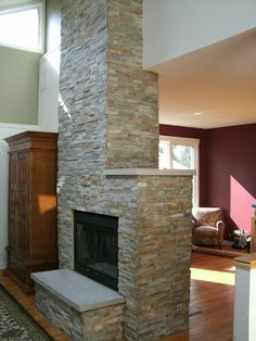 Similar Ideas Fireplace Refacing